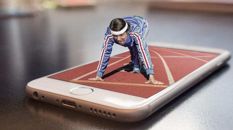 atleta 770x430 - Las 4 mejoras tecnológicas más importantes introducidas en el deporte